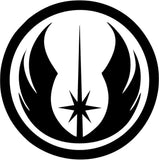 Star Wars Jedi Order Vinyl Car Window Laptop Decal Sticker