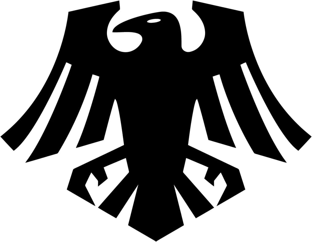 Warhammer 40k Raven Guard Vinyl Car Window Laptop Decal Sticker