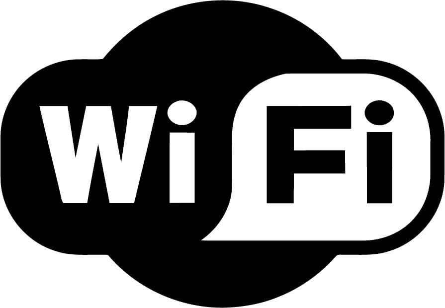 Wifi Spot Wireless hotspot Sign Vinyl Car Window Laptop Decal Sticker