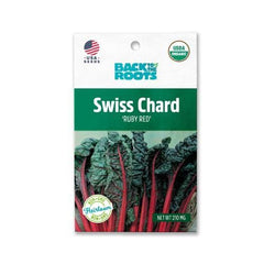 Swiss Chard - 'Ruby Red'