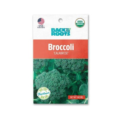 Broccoli - 'Calabrese'