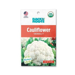 Cauliflower - 'Snowball Y'