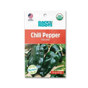 Chili Pepper - 'Poblano'