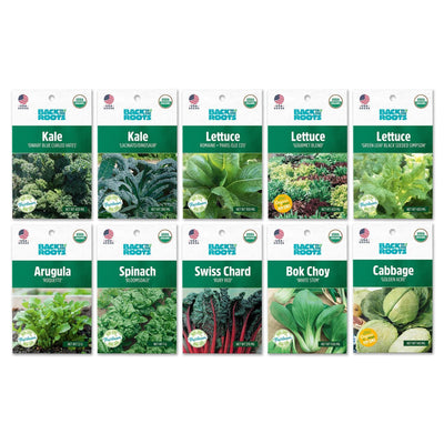 Organic Super Greens 10-Pack