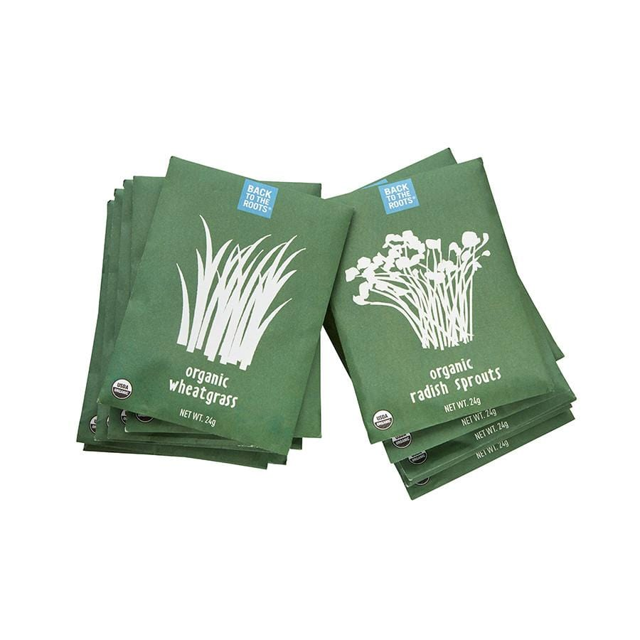 Organic Seeds 24 Pack Back To The Roots