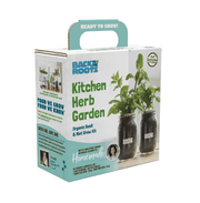 Kitchen Herb Garden by Ayesha Curry (Jar 2 Pack) - Organic Basil & Mint - Back to the Roots