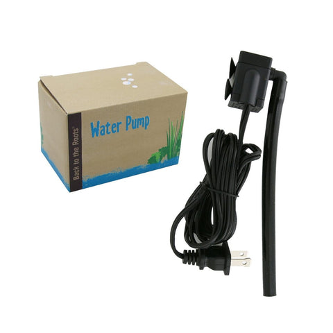 Water Garden Pump & Tube - Back to the Roots