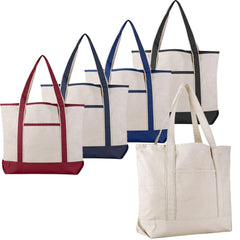 Five Best Uses for a Tote Bag-BagzDepot™