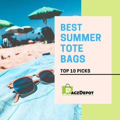 10 Best Summer Tote Bags-BagzDepot™