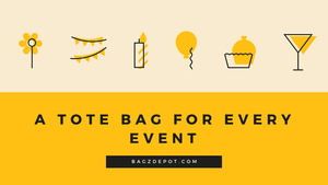 A Tote Bag for Every Event