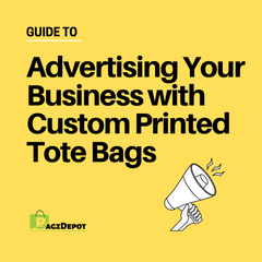 How to Advertise Your Business with Custom Printed Tote Bags | Branding with Tote Bags