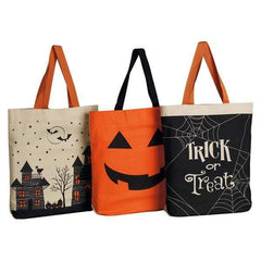 Custom Printed Halloween Tote Bags from BagzDepot