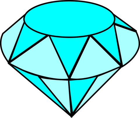 diamond gem jewel graphic