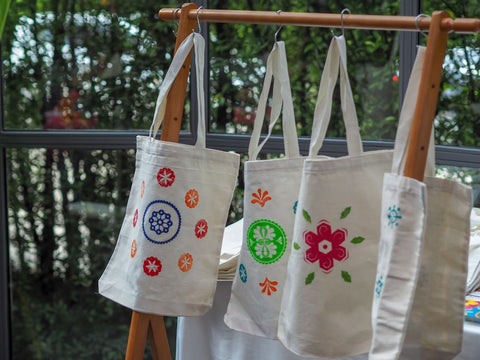 canvas tote bags for htv