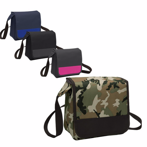 messenger bag assorted colors