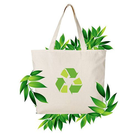 reusable canvas tote bags