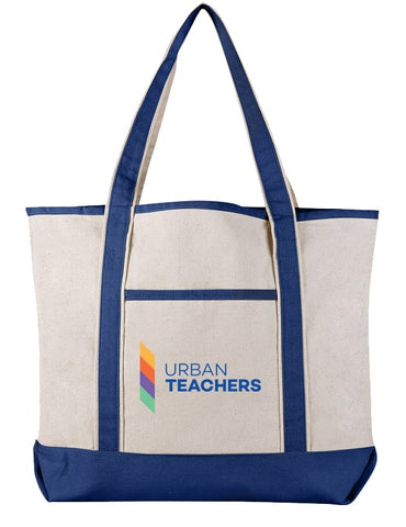 personalized teacher tote bags