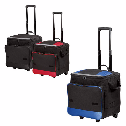 large rolling cooler bag