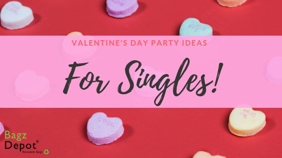 Valentine's Day Party Ideas For Singles