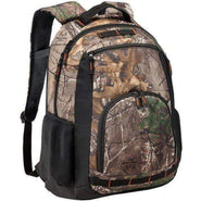 Wholesale Polyester Canvas Camo Xtreme Backpack - BG207C Backpacks & Clinch