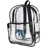 Wholesale Clear Backpack - Clear Backpacks for School - 2087 Backpacks