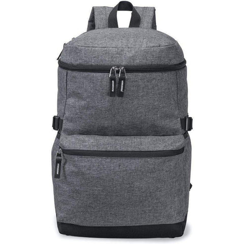 Wholesale Backpacks - Heathered Computer Backpack w/ Padded Back Panel - HP2224 Backpacks