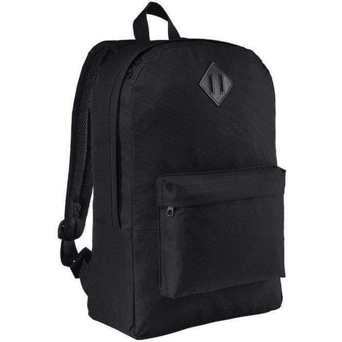 Wholesale Cheap Backpacks for School - Polyester Custom Backpacks Bulk - BG7150 Backpacks