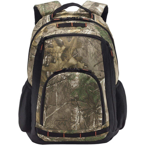 Port Authority® Camo Xtreme Backpack. BG207C Backpacks
