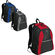 Port Authority® Contrast Honeycomb Backpack. BG1020 Backpacks