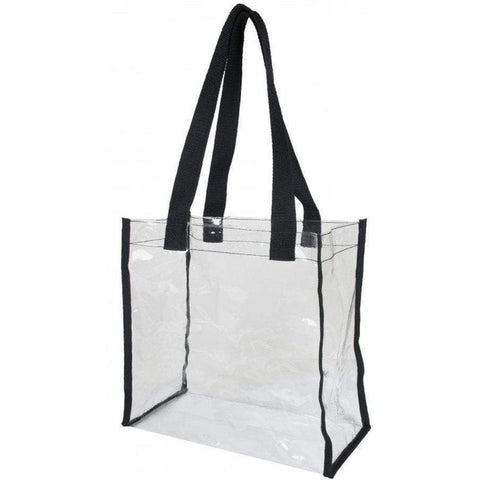 Transparent Tote Bags - Clear Bags for Stadium - BS238 Bags