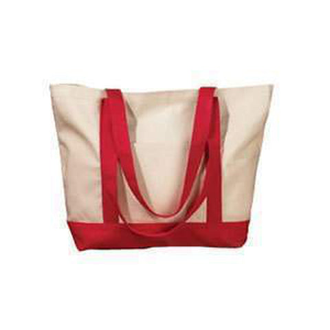 BAGedge 12 oz. Canvas Boat Tote Bag - BE004 Bags