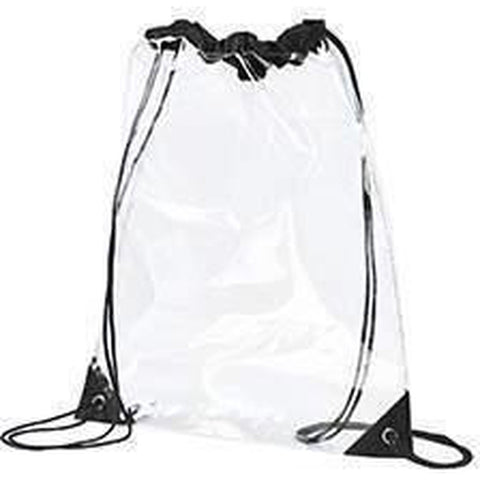 BAGedge Clear PVC Cinch Sack - BE253 Bags