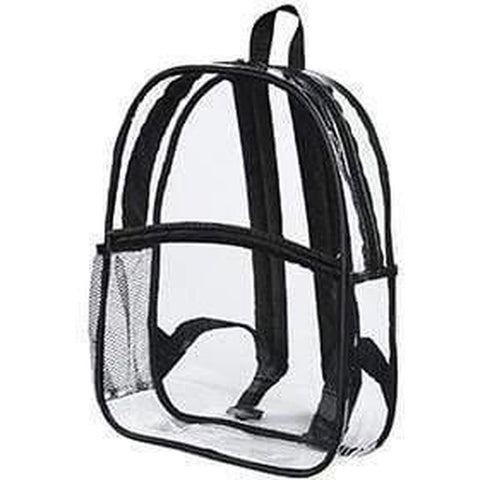 BAGedge Clear PVC Backpack  - BE259 Bags