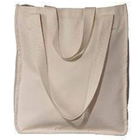 econscious Organic Cotton Canvas Market Tote Bag - EC8040 Bags