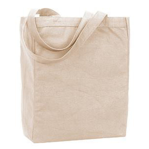Liberty Bags Allison Recycled Cotton Canvas Tote - 9861 Bags
