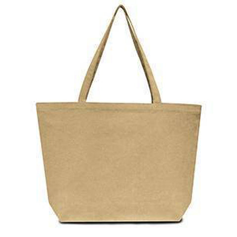 Liberty Bags Seaside Cotton 12 oz. Pigment-Dyed Large Tote - LB8507 Bags
