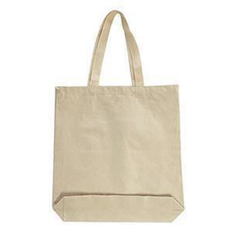 OAD Medium 12 oz Gusseted Tote - 106 Bags