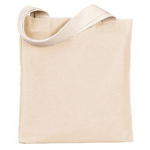 Bayside 7 oz., Poly/Cotton Promotional Tote - BS800 Bags