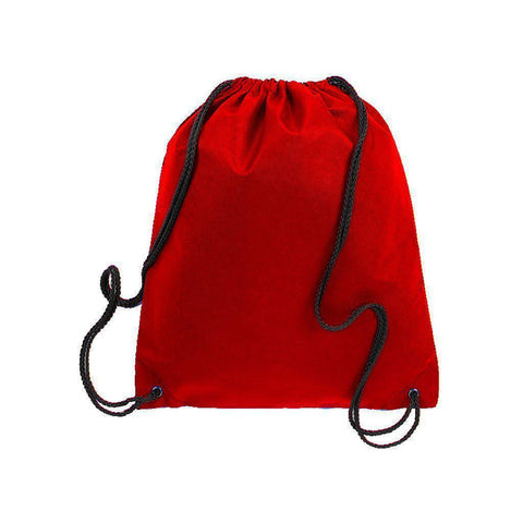 Large Non Woven Wholesale Drawstring Bags Clearance
