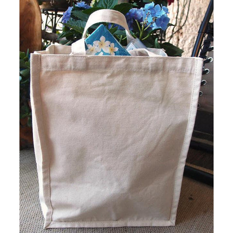 Machine Washable Wholesale Canvas Tote Bags in Bulk Clearance
