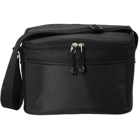 Port Authority® 6-Can Cube Cooler. BG512 Cooler Lunch Bags