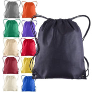 Cheap Drawstring Bags | Wholesale Drawstring Bags in Bulk Medium - GK420 Drawstring Bags