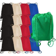 Cheap Wholesale Drawstring Bags | Large | GK490 Drawstring Bags