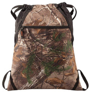 Camo Patterned Outdoor Drawstring Bags - BG617C Drawstring Bags