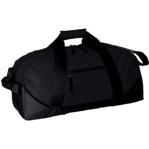 Zippered Polyester Wholesale Duffle Bags - Q122300 Duffle Bagz