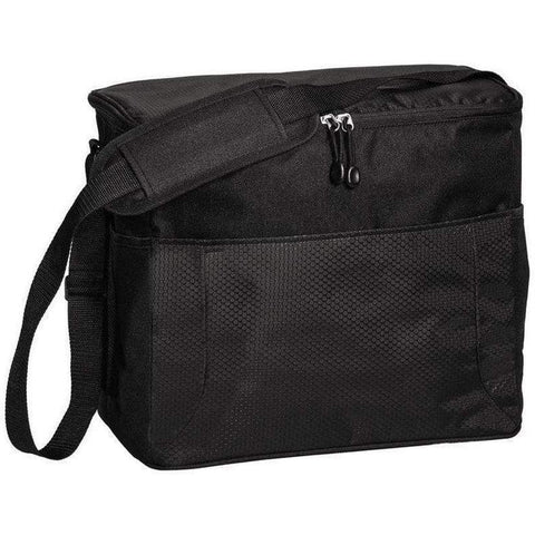 24-Can Cube Cooler Bag with Adjustable Strap - BG514 Lunch Bags / Coolers