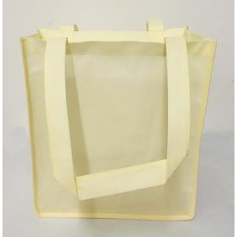 Polypropylene Non-Woven Tote Bags Wholesale with Gusset - GN28 Tote Bags