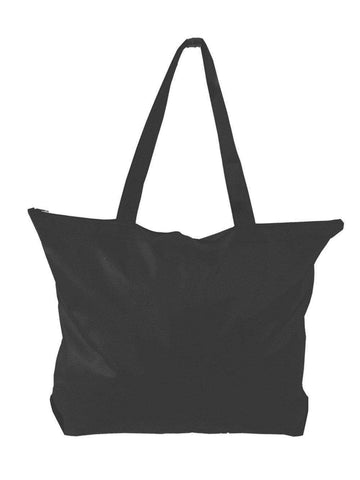 Non-Woven Convention Trade Show Reusable Bags with Gusset - Set of 50 Tote Bags