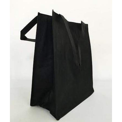 Large Polypropylene Promotional Tote Bag with Gusset - Set of 50 Tote Bags