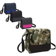 Port Authority® Lunch Cooler Messenger. BG753 Tote Bags